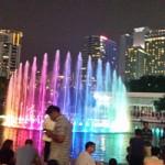 マレーシア噴水
