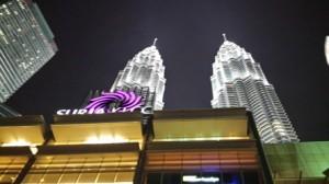 マレーシア夜景